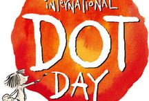 "International Dot Day / ""Imagine... more than a million people all around the world connecting, collaborating, creating and celebrating all that creativity inspires and invites."""