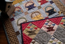 Quilts ~ Little ~ Mini / by Anna Quilting & Wool