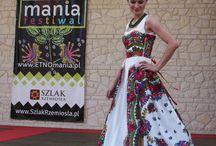ethno fashon / Ethno fashion, folk, polish fashion, polish designers, ethno patterns, ecology