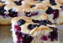 Buchty, koláče, sladké dobroty