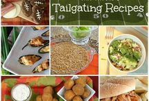 Feast your eyes House/Tailgating party food / by Alyssha Schafers