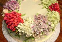 Cakes / by Kathy Gibbs