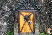 домик для гнома
