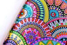 Tegning mønster