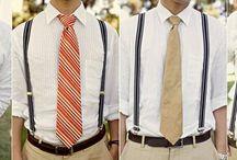 Groomsmen styles