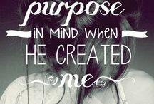 Personal Journey & Purpose