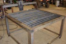 DIY - CNC, Metal- & Wood working