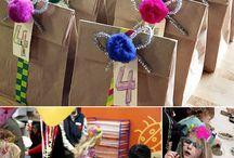 Art party theme / by Katrina Ward