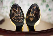 WEDDINGS / Me gustan las Bodas! Sobre todo cuando tienen detalles muy especiales en su decoracion!