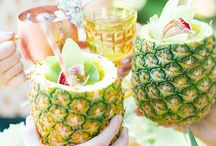 Pineapple Decor and Inspiration / Love pineapples as much as we do? We've put all of our favorite pineapple-themed decor, recipes, entertaining ideas in one place.
