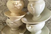 servies/ironstone / by Lovely brocante ♡