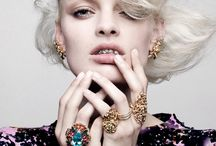 Wild jewellery editorial
