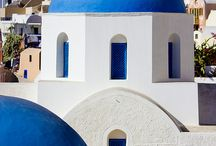 The land of white & blue / Greece