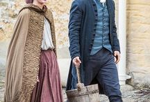 Poldark / The new Poldark Series on the BBC based in Corsham Wiltshire UK