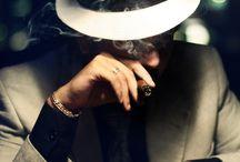 Smokey photography