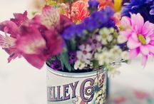 Vintage Flower Inspiration / At Tea & Roses we just love Vintage Style Flowers. These are just a few that inspire us.....