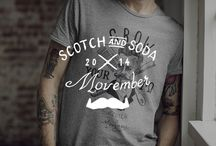 Movember / We're proud to announce that we are an official partner of Movember, the leading global organisation commited to changing the face of men's health. The Movember Foundation contributes to research around prostate cancer, testicular cancer, and mental health.