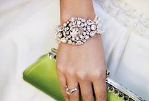 wedding jewelry / by Melissa Brown