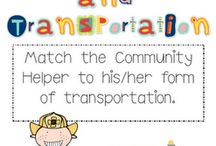 Themes: Community Helpers