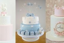 Bump, Baby & You Christening Cake Inspo / Looking for the perfect Christening cake? Look no further than our album of beautiful baked goods!