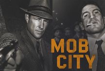 Hats in Film - Mob City