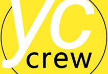 'Yes Creative Crew' - We've re-branded... / No - you haven't stumbled across the wrong page - we're just re-branding & will now be known as Yes Creative Crew (FB; @YesCreativeCrew Instagram; @YC_Crew ). But don't worry we're still Humorous or at least that's the plan...Let us know what you think of the new name / logo?   #YesCreativeCrew