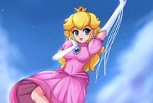 Princess Peach Overkill
