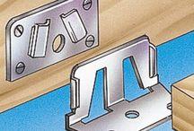 Woodwork Fasteners