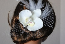 Wedding hair accessories  / by Tiffony Simpson Ony Salon