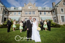 Weddings / by Blithewold Mansion, Gardens & Arboretum