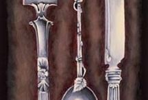 Cutlery and silverware
