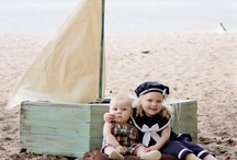 Beach props for babies