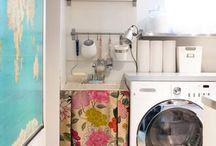Home - Laundry/Storage