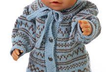 Razpinane sweterki dla dzieci