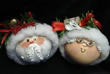 Christmas Ornaments / by Stephanie Sheridan