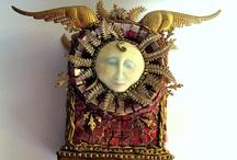 Enshrined / Arty shrines