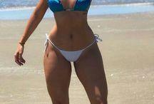 Girls.-Beach girls.