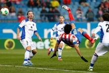 El fútbol es adorado/Club Atlético de Madrid