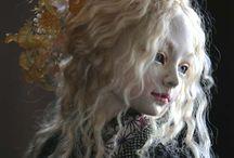 marionett, puppet, art doll