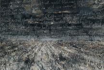 Anselm Kiefer / Pintura