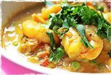 plat crevettes