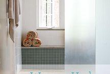 Bathrooms / by Erin Dingman
