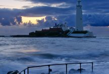 Whitley Bay / by Annie's Guest House