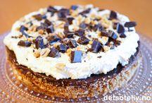 Kaker og dessert