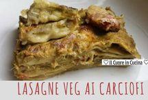 lasagne e pasta al forno
