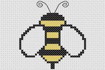 Bijenbijtjes.