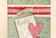 scrapbooking/cards / by Stephanie Brown