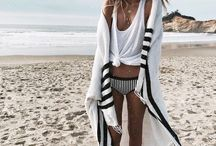 Beach Inspo / Inspiration for beach wear