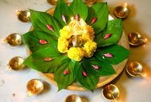 Pooja decoration ideas