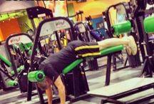 Gym / by Jennifer Smith
